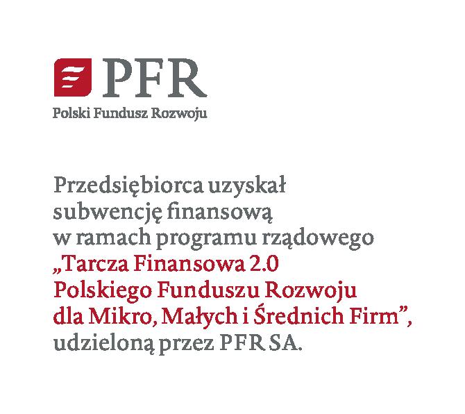 plansza informacyjna PFR pion